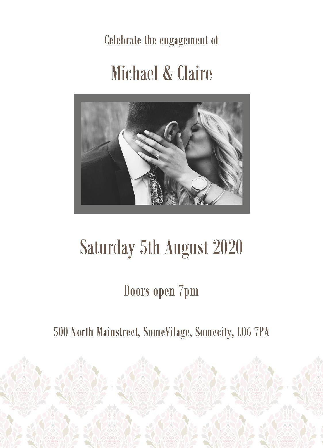 Free Invitations Templates | instantprint