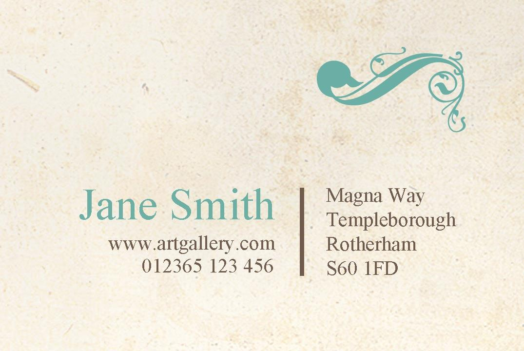 Free Business Cards Templates Instantprint