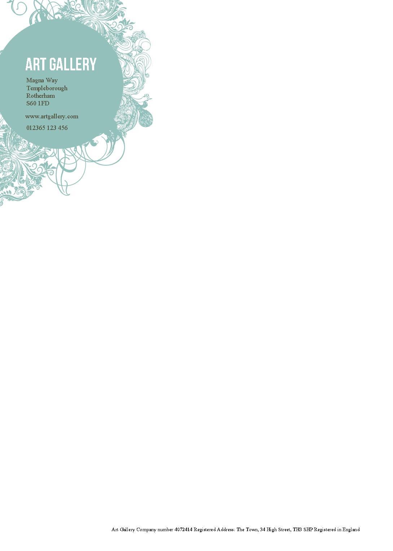 free letterhead templates instantprint