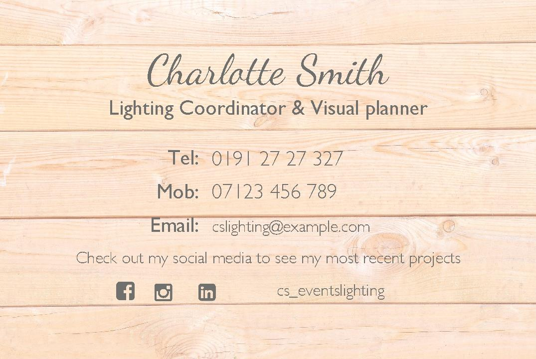 Free business cards templates instantprint light the way business cards design template colourmoves