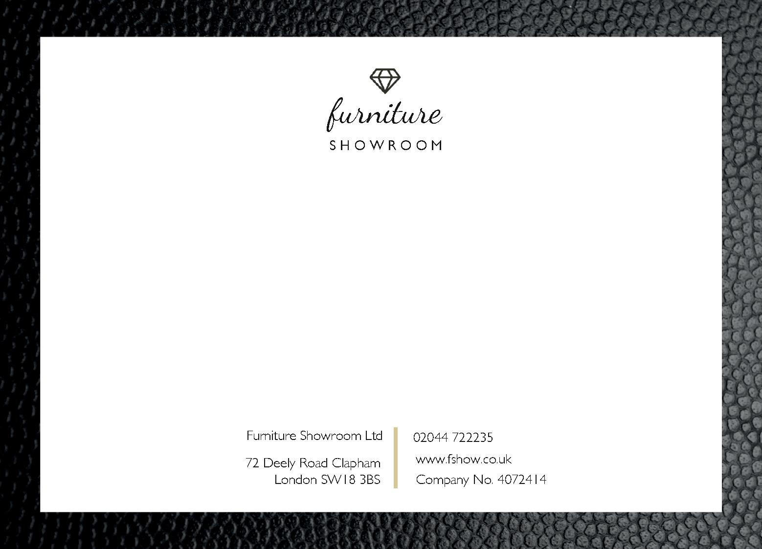 Correspondence Card Design Template | instantprint