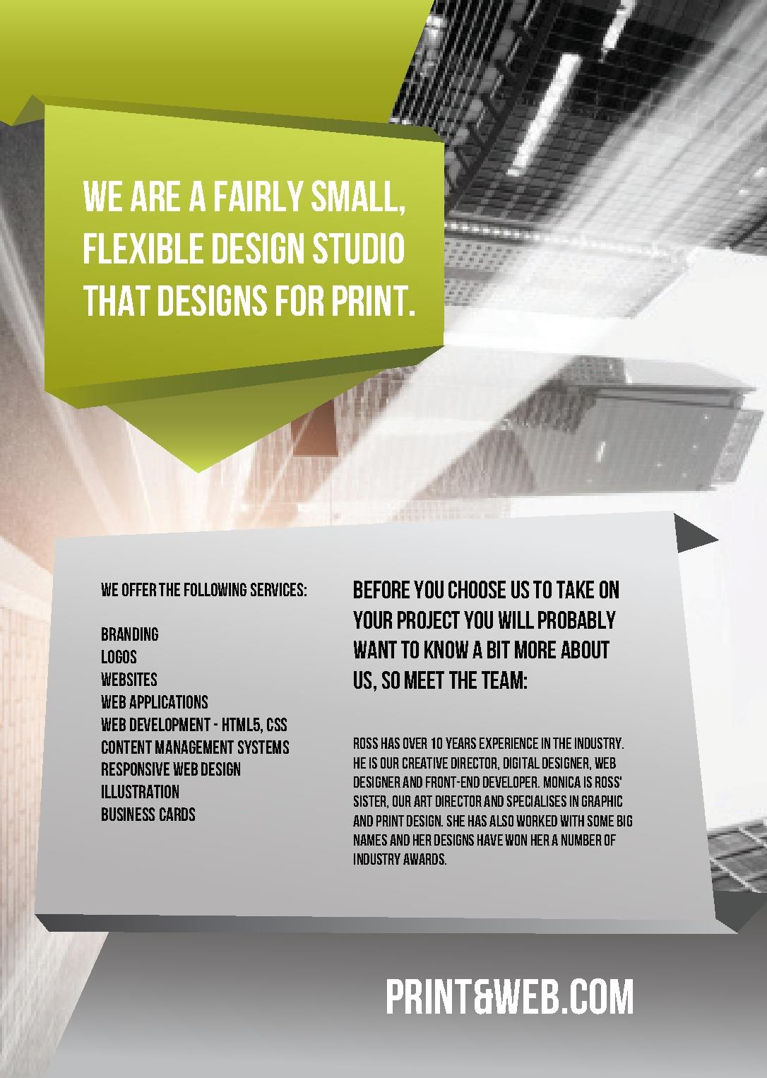 A3 Folded Leaflets Design Templates | instantprint